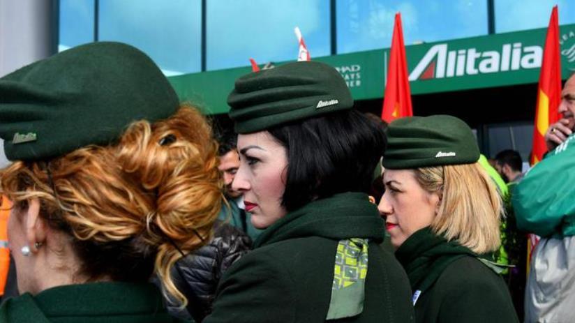Alitalia gaat richting faillissement