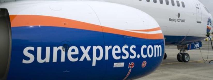 Sunexpress'den Avrupa'ya yeni 11 adet ucus