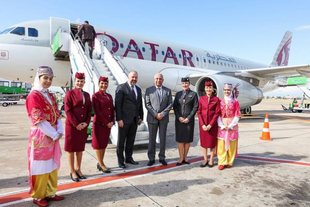 Qatar Airways, Antalya Seferlerine Basladi