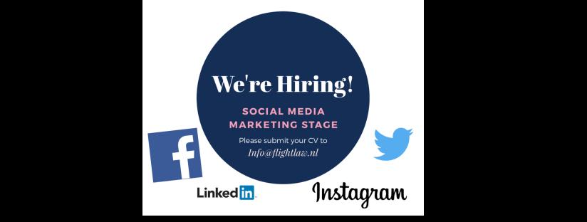 Meewerk stagiair(e) Social Media Marketing