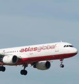 Atlasglobal Amsterdam- Istanbul bu yaz 325 kisilik uçak uçuracak